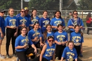 Girls Softball - Intramurals